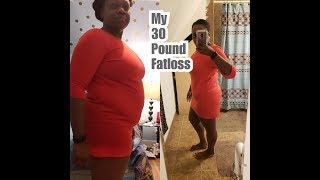 HOW I LOST 30 POUNDS - INTERMITTENT FASTING
