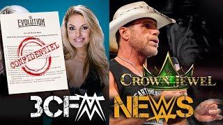 [3CFM NEWS] Une Carte a-t-elle fuitée? + Shawn Michaels sort de sa retraite