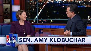 Sen. Amy Klobuchar Lists Her Progressive Policy Goals