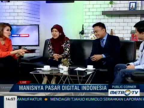 Wempy Dyocta Koto Live on Metro TV: Building Indonesia's Digital Future