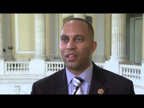 Rep. Hakeem Jeffries on the 'broken windows' policy and Eric Garner