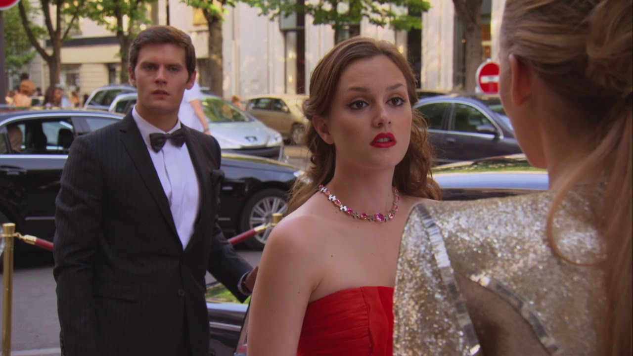 GOSSIP GIRL - Temporada 4 - YouTube