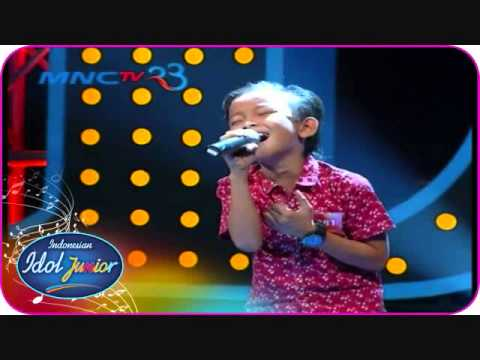 JOJO MP3 (AUDIO) - TITIP RINDU UNTUK AYAH, INDONESIAN IDOL JUNIOR 2014