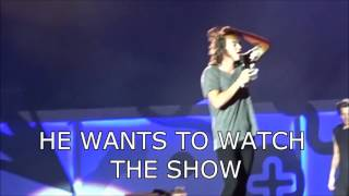 HARRY STYLES ADORABLE AND FUNNY MOMENTS