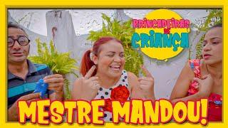 BRINCADEIRAS ANTIGAS - MESTRE MANDOU!