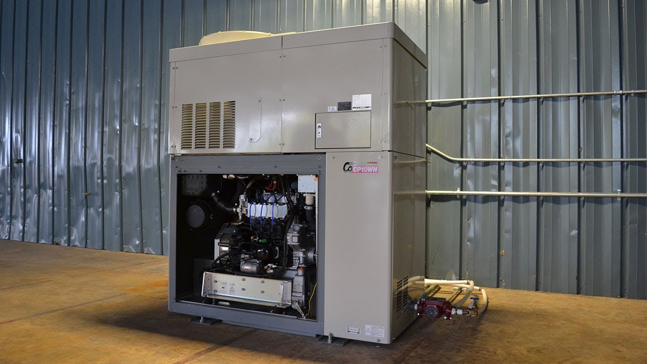 Build A Honda >> Innovative Propane Technologies: Micro Combined Heat and ...