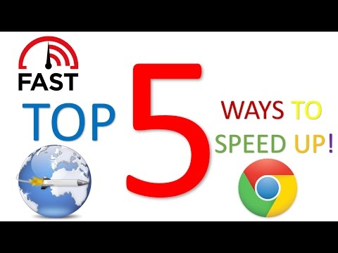 How to make Google Chrome faster on android | Top 5 simple ways to speed up chrome!