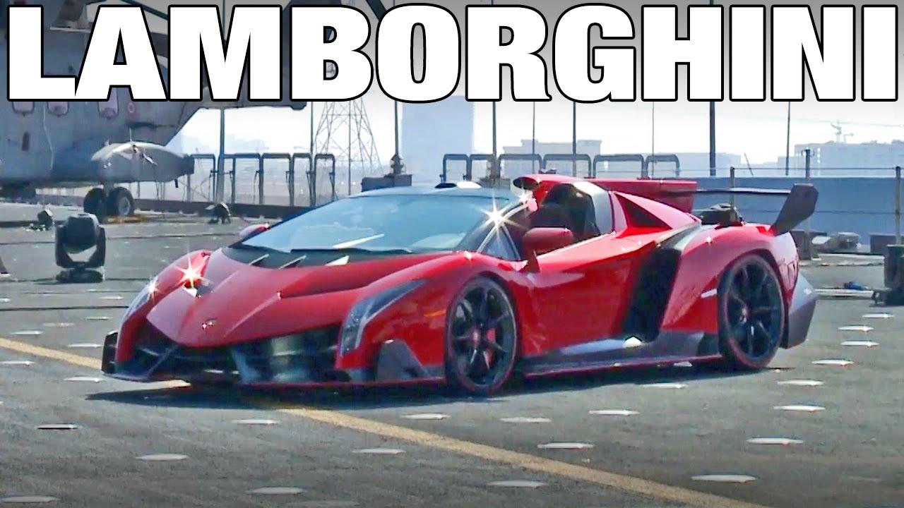 Ronaldo 3d Wallpaper Lamborghini Veneno Roadster World Premiere Youtube