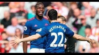 Henrikh Mkhitaryan GOAL Sunderland vs Manchester United 09/04/2017