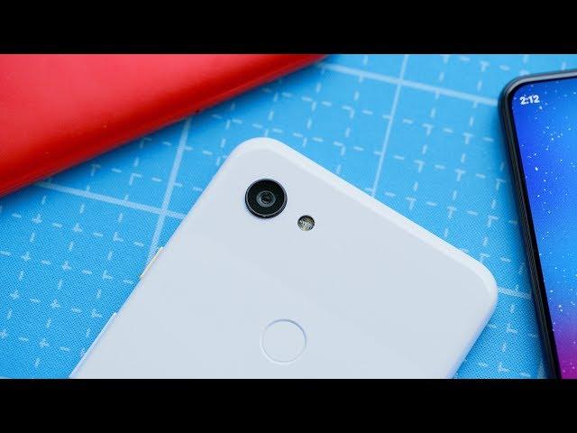 Google Pixel 3a Impressions: Flips the Script!