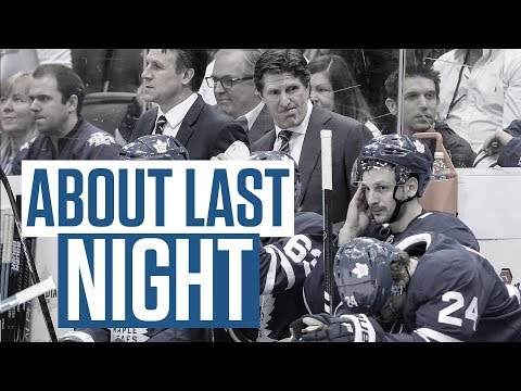 Leafs vs. Bruins In Game 7… Here We Go Again | About Last Night