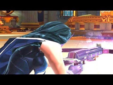 DC Legends (iOS) - Walkthrough Part 10 - Themyscira: Sphere of Truth (Chapter 3 - Heroic)