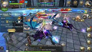 Daybreak legends MAGE PVP open world android game