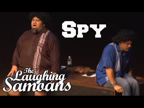"The Laughing Samoans - ""Spy"" from Greatest Hits"