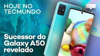 Samsung revela Galaxy A51 e A71, CEO da Huawei comenta Brasil – Hoje no TecMundo