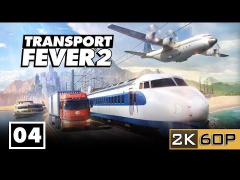 Transport Fever 2 運輸狂熱2 #04.第一章第四部-太平洋上的天堂