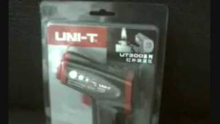 Uni-T UT300 Infrared Thermometer Series New for 2009
