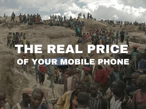 Il vero prezzo del tuo smarthphone-Documentario/The real price of your mobile phone-Documentary