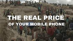 Il vero prezzo del tuo smarthphone-Documentario/The real price of your mobile phone-Documentary