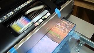 Принтер для печати на ткани А3+(Принтер для ткани А3+. Прямая печать по ткани. Планшетный принтер прямой печати купить. Переделанный принтер..., 2012-12-12T19:17:53.000Z)