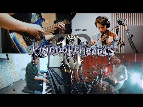 KINGDOM HEARTS ? NIGHT OF FATE (Metal version Cover)