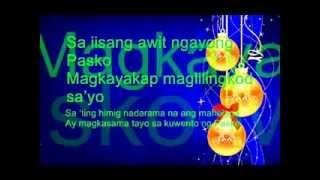 Repeat youtube video Magkasama Tayo sa Kwento ng Pasko by Jonjon Tirado