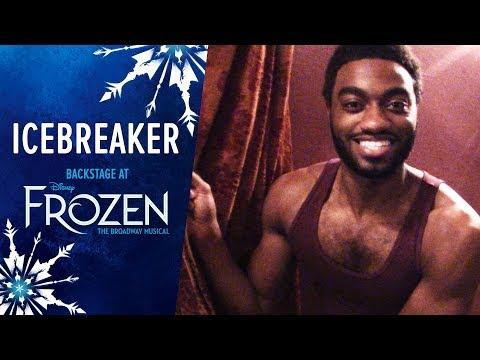 Episode 3: Icebreaker: Backstage at FROZEN with Jelani Alladin
