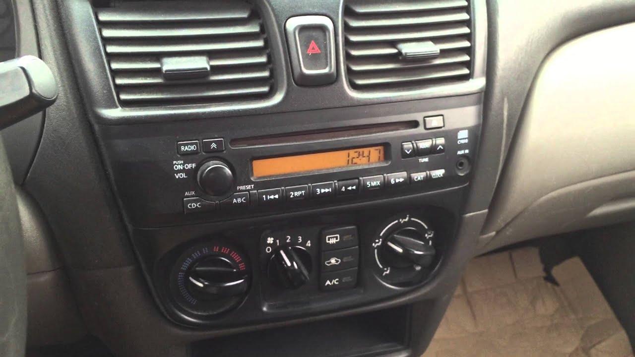 2004 Nissan Sentra 1.8S Remote Starter   99k Miles