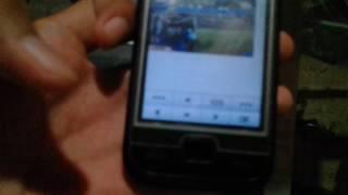 Cara screenshot hp java, Samsung champ