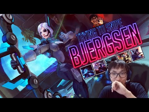 Doublelift - DUO WITH BIOFROST | SNIPING BJERGSEN