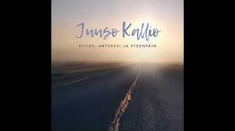 Juuso Kallio: Kiitos, anteeksi ja eteenpäin