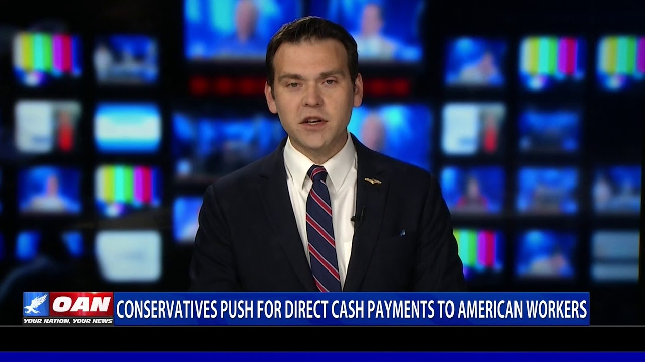 Conservatives push for direct cash payments to American workers