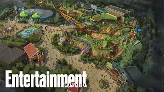 Toy Story Land Opening This Summer At Disney World | News Flash | Entertainment Weekly