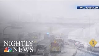 dangerous-weather-could-disrupt-thanksgiving-travel-nbc-nightly-news