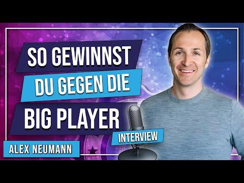 ALEX NEUMANN im Interview über Freche Freunde, Markteintritt, Food Start-UP