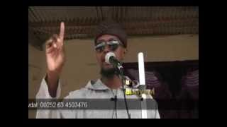 Ubaari noqoshada Waalidka Sh  Kinyawi 3 aad Borama/Awdal