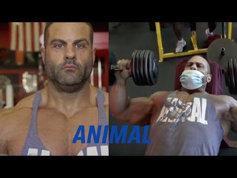 Evan Centopani 2021 Team Animal Motivation...