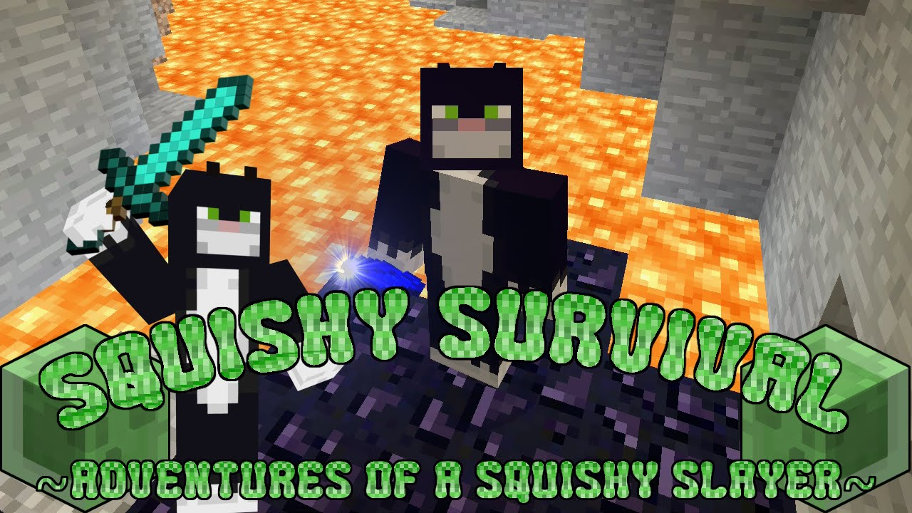 Squishy survival 9 - Squishy Survival 8 The First Piece Of Lapis Minecraft Xbox One