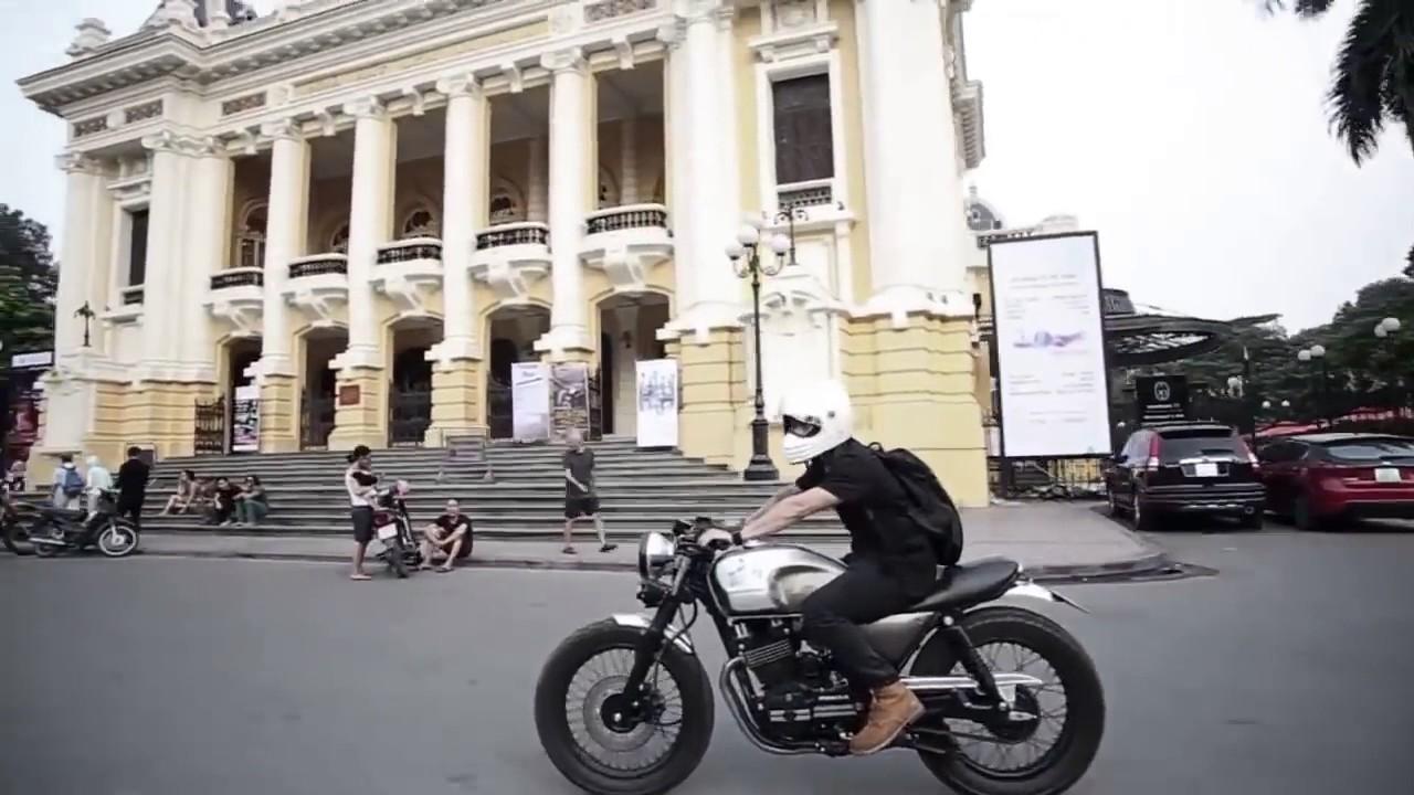 CAFE RACER VN | HONDA GB250 độ tại Việt Nam