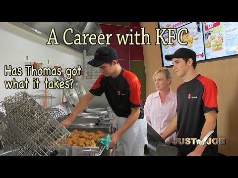 A Career With KFC (JTJS92014)