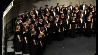 Iowa State Singers - The Sounding Sea