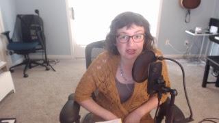 Rachel's LIVE Poetry Corner
