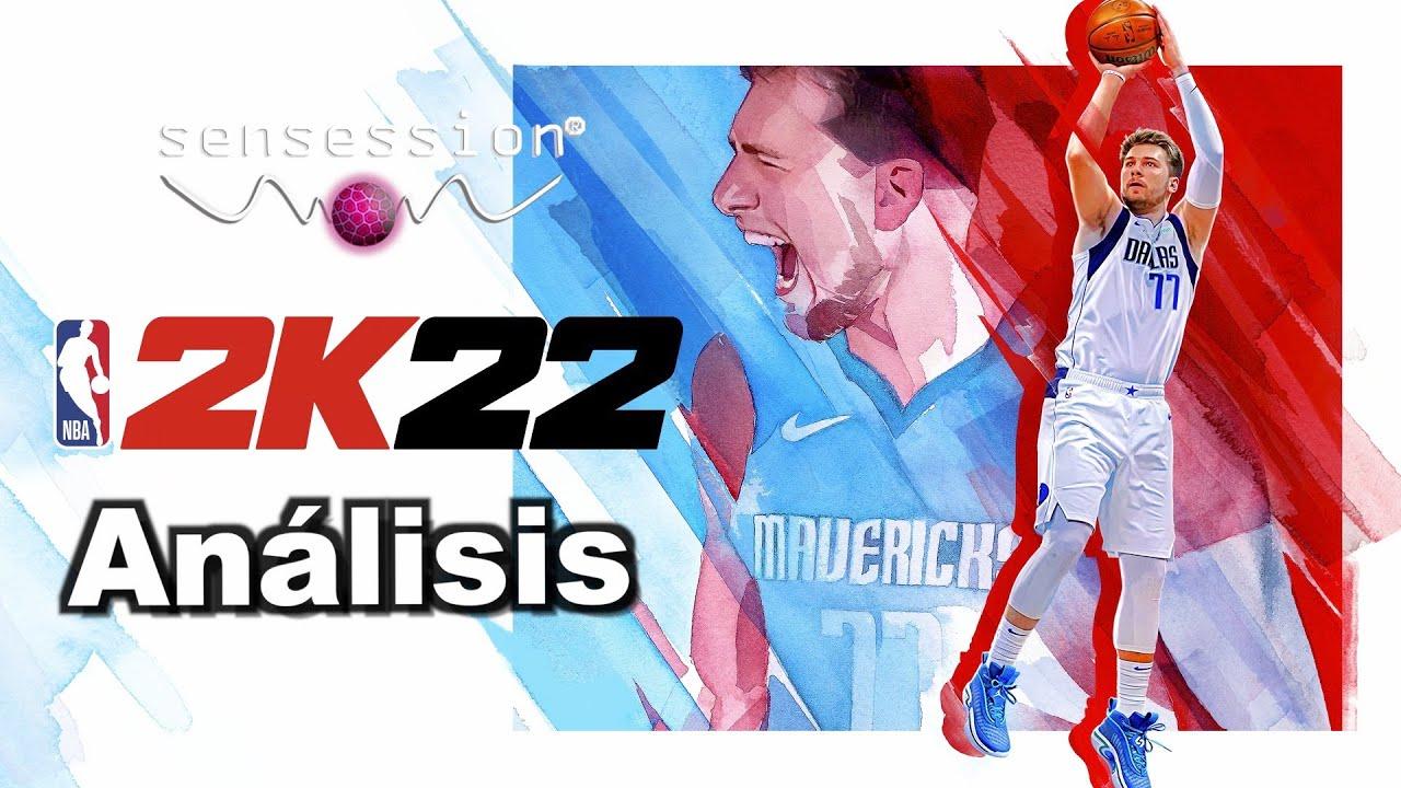 "Download NBA 2K22 Análisis #Sensession | Un salto hacia adelante, pero un ""paso"" hacia atrás"