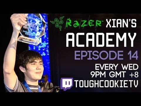 Xian's Academy Ep 14 - The Akuma Vortex