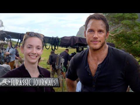 Jurassic World: Fallen Kingdom - Jurassic Journals #4 (HD)