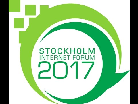SIF17 Opening and main session 1: Equal access – Distributed power