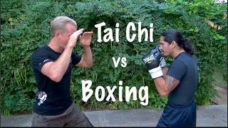 Tai Chi vs Boxing