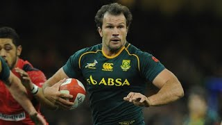 Springboks initial squad for June Tests named