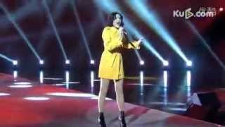 Jessie J performing Price Tag (Elite Model Look Final in Shanghai)