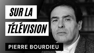 Pierre Bourdieu. Sur la télévision